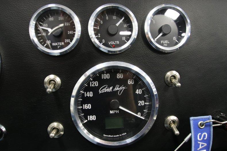1965 Shelby Cobra 50