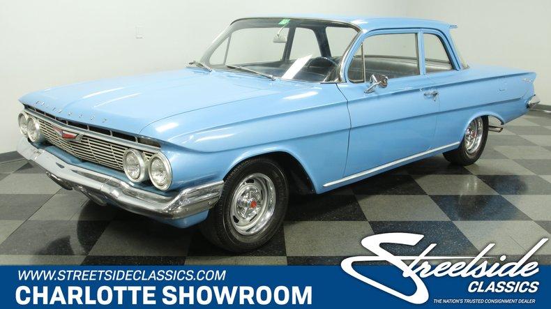 For Sale: 1961 Chevrolet Biscayne