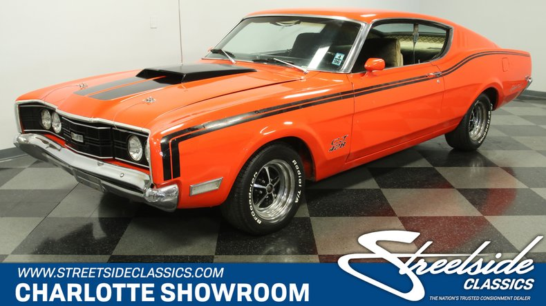 For Sale: 1969 Mercury Cyclone
