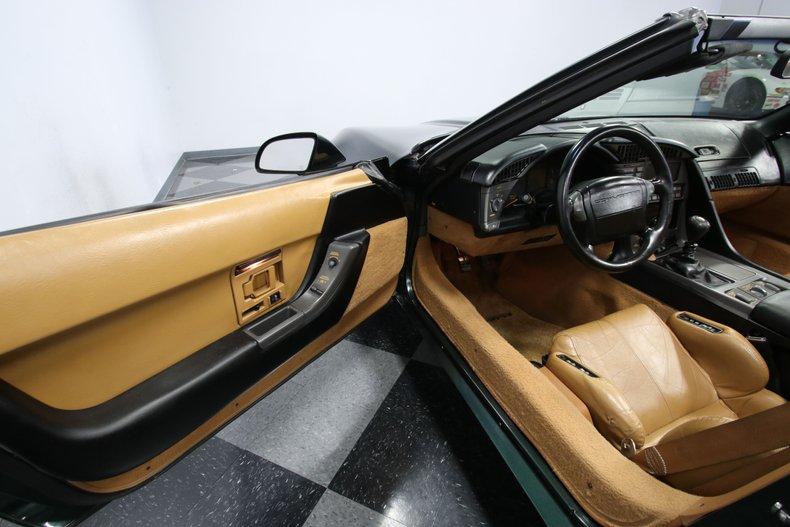1990 Chevrolet Corvette 47