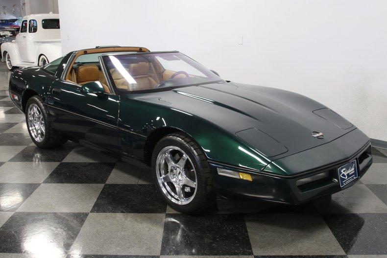 1990 Chevrolet Corvette 17