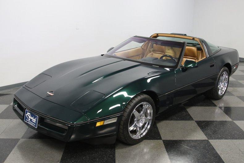 1990 Chevrolet Corvette 22
