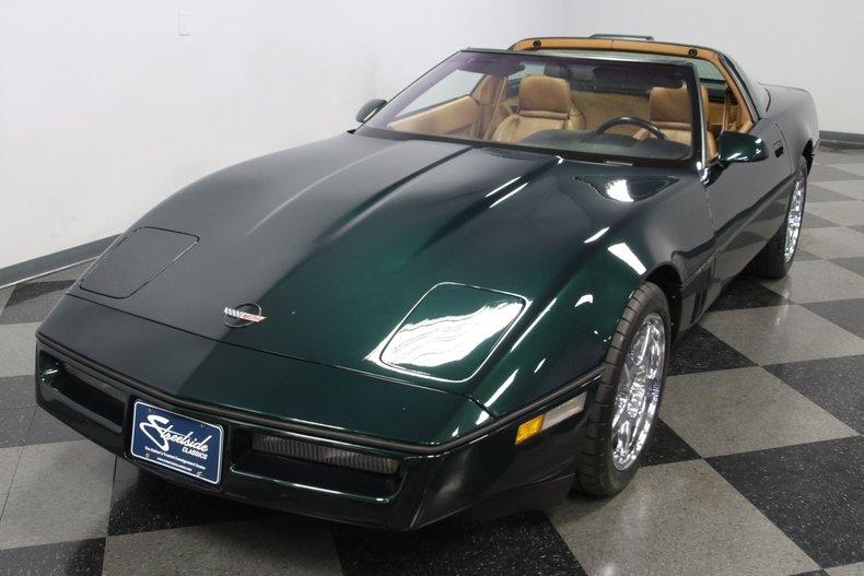 1990 Chevrolet Corvette 20