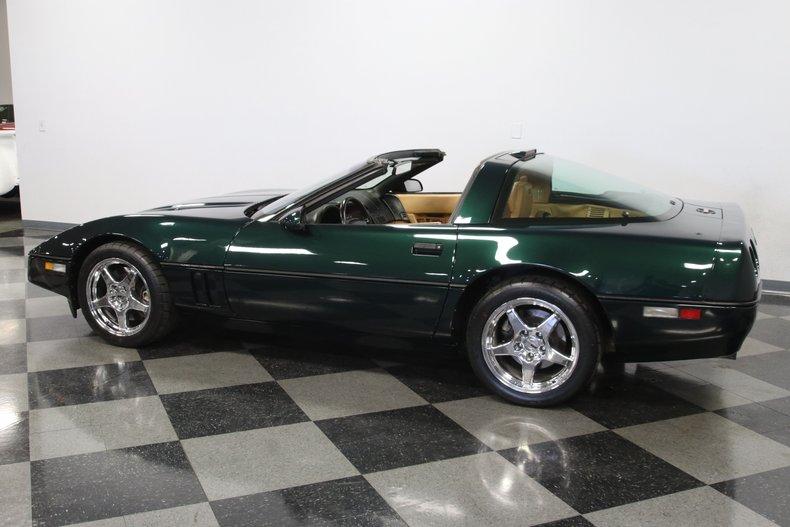 1990 Chevrolet Corvette 8