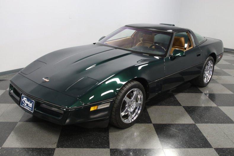 1990 Chevrolet Corvette 23