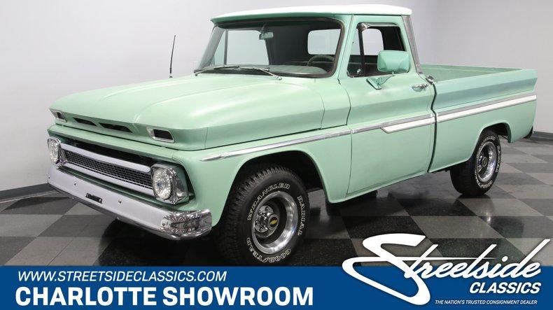 For Sale: 1966 Chevrolet C10