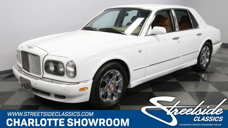 2000 Bentley Arnage 1