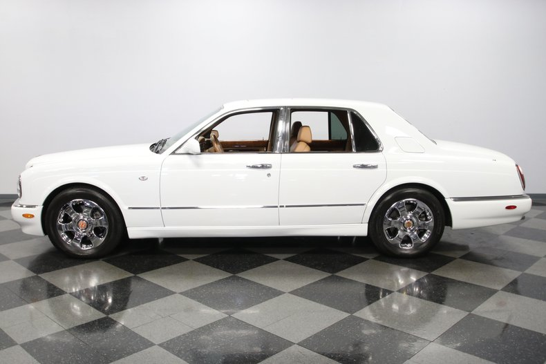 2000 Bentley Arnage 2