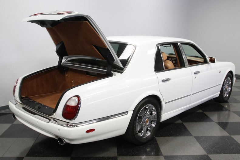 2000 Bentley Arnage 42