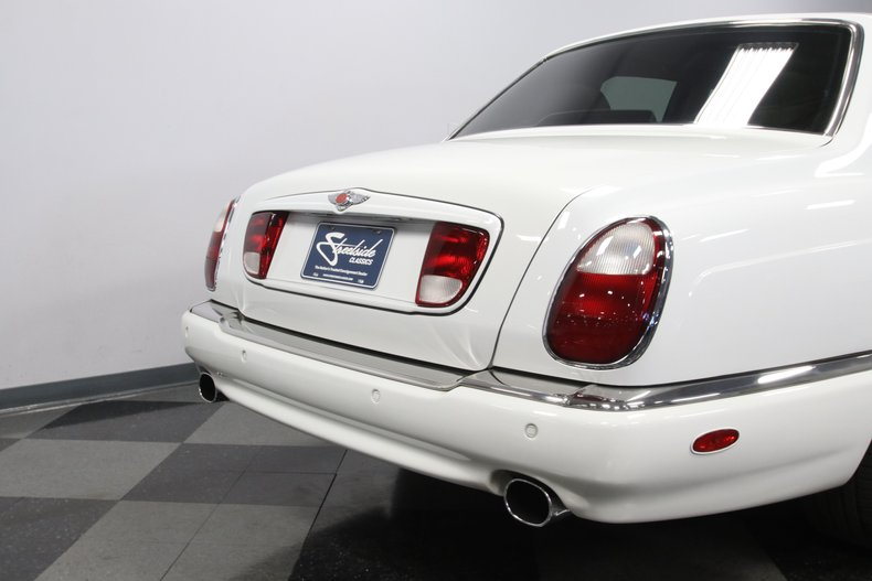 2000 Bentley Arnage 31