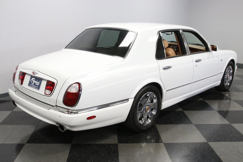2000 Bentley Arnage 30