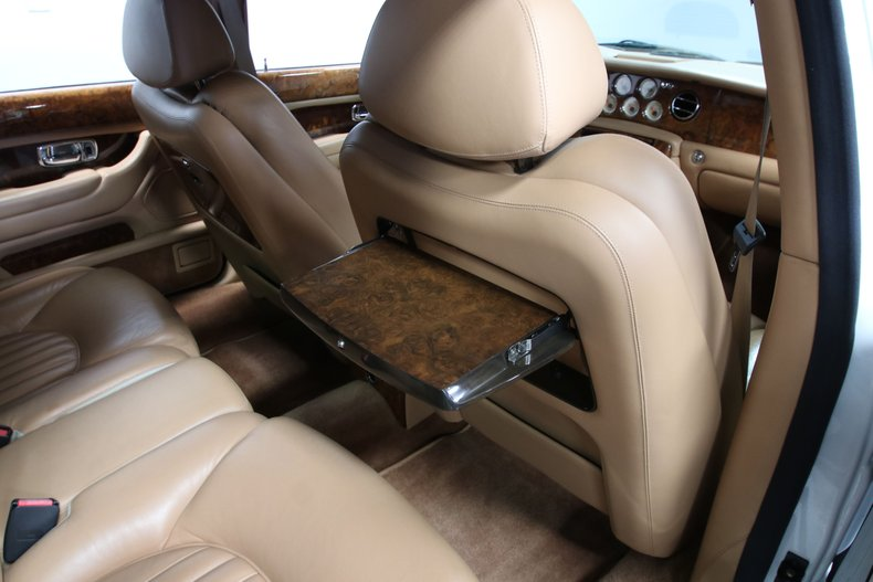 2000 Bentley Arnage 80