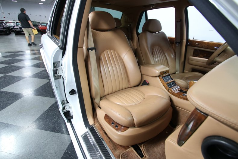 2000 Bentley Arnage 65