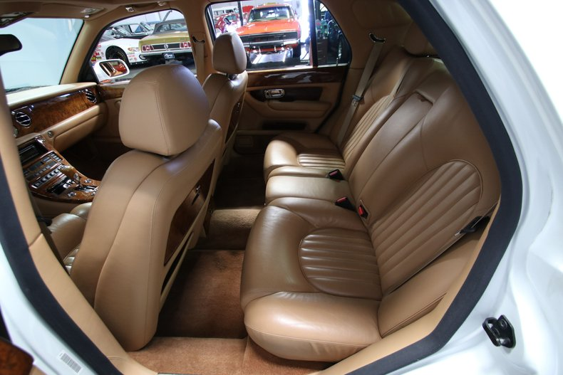 2000 Bentley Arnage 61