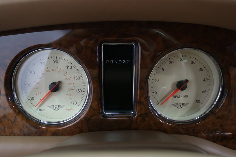 2000 Bentley Arnage 51