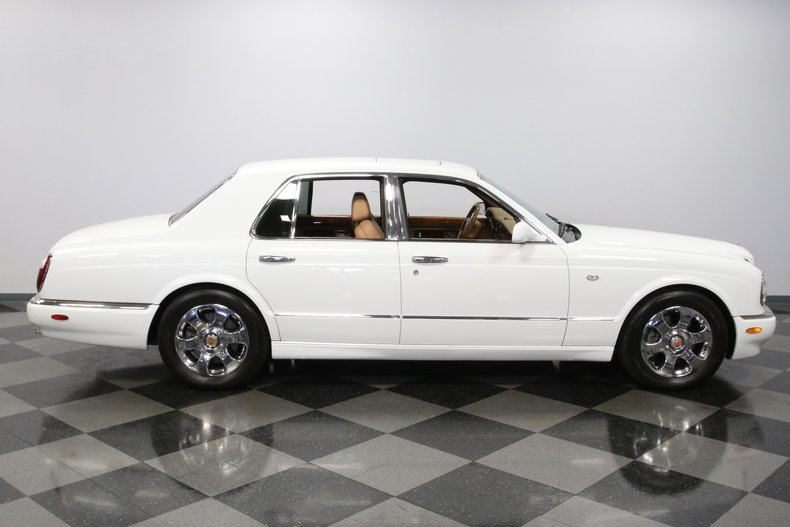 2000 Bentley Arnage 33