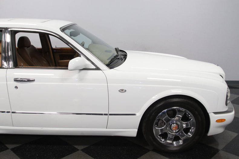 2000 Bentley Arnage 35
