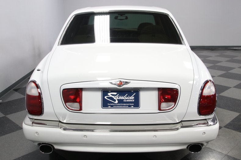 2000 Bentley Arnage 11
