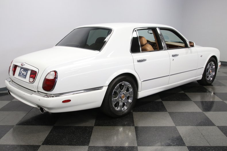 2000 Bentley Arnage 13