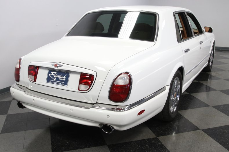 2000 Bentley Arnage 12