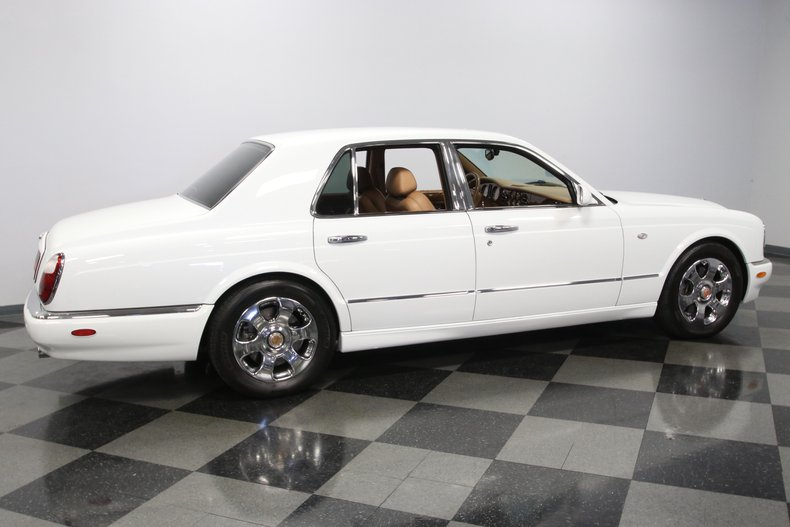 2000 Bentley Arnage 14