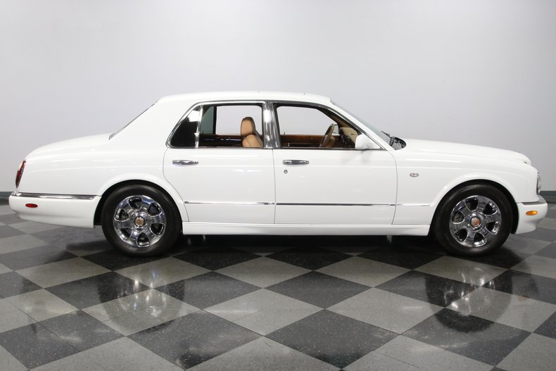 2000 Bentley Arnage 15