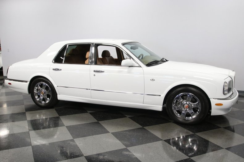 2000 Bentley Arnage 16