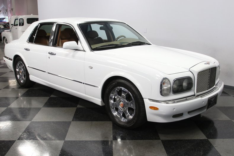 2000 Bentley Arnage 17