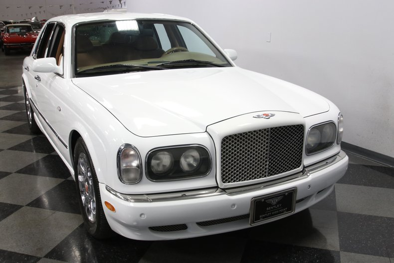 2000 Bentley Arnage 18