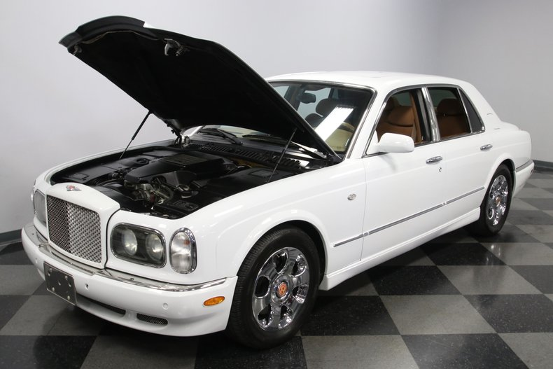 2000 Bentley Arnage 37