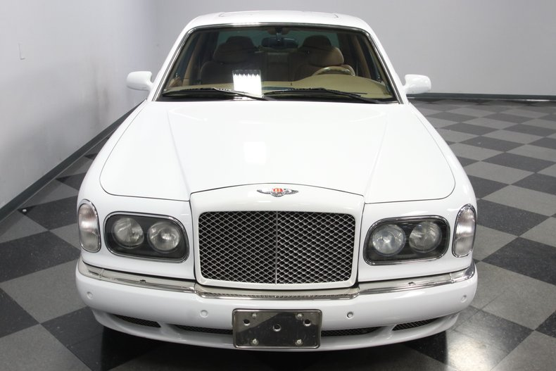 2000 Bentley Arnage 21