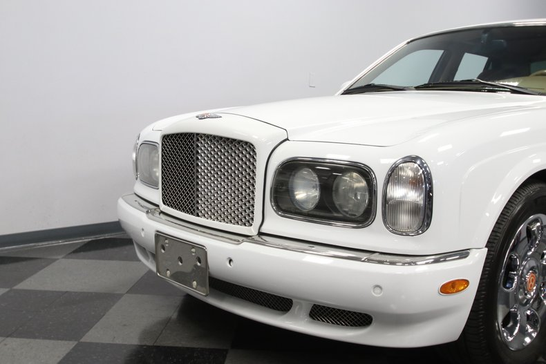 2000 Bentley Arnage 23