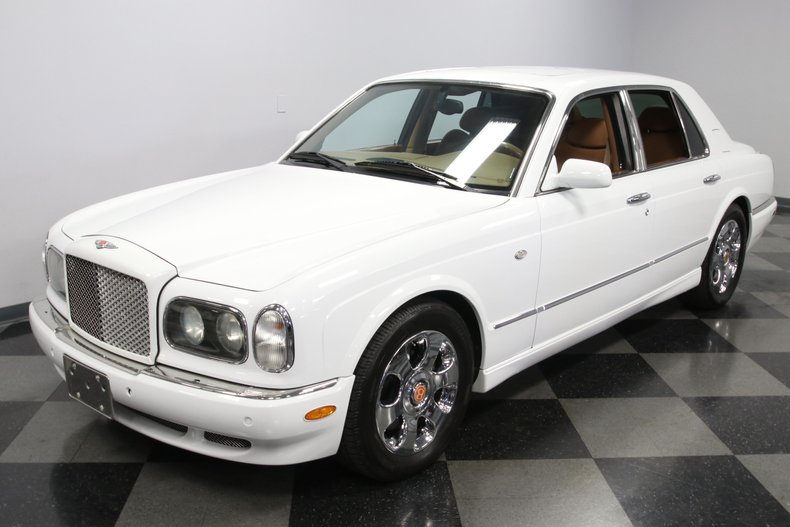 2000 Bentley Arnage 22