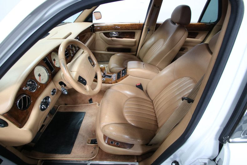 2000 Bentley Arnage 4