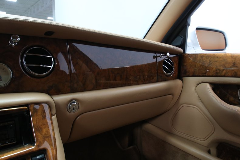 2000 Bentley Arnage 50