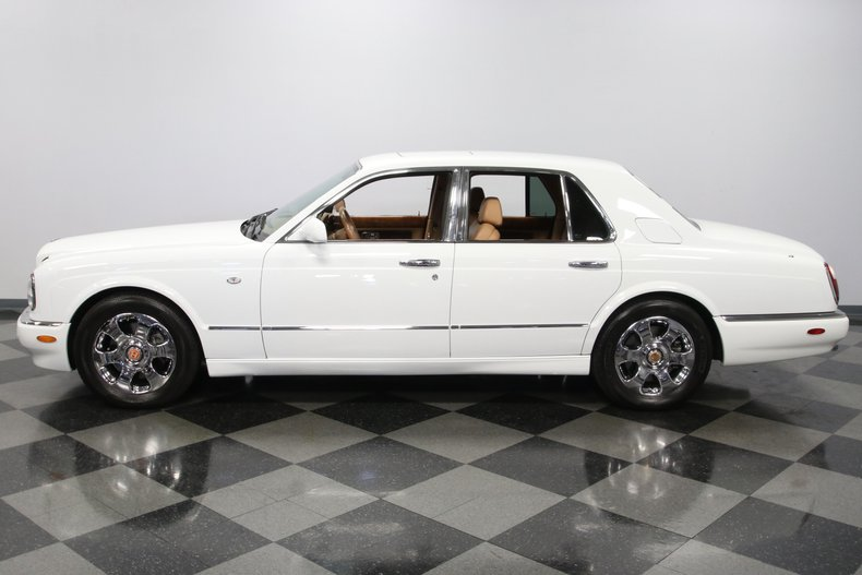 2000 Bentley Arnage 25