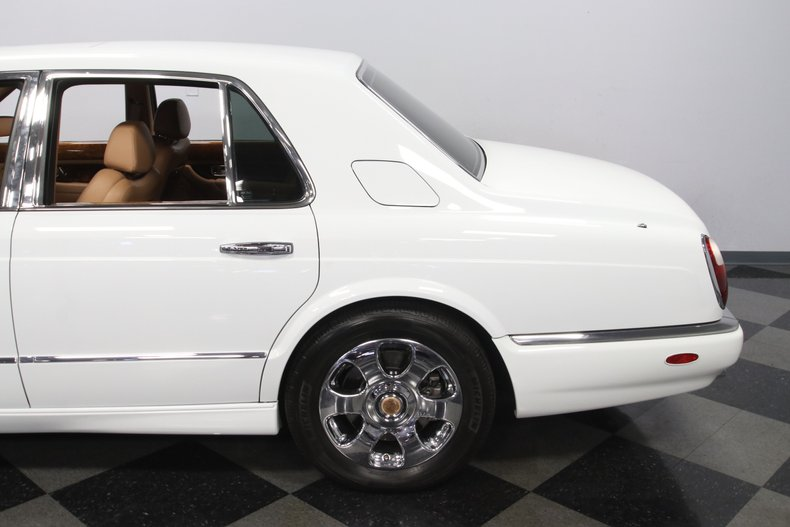 2000 Bentley Arnage 27