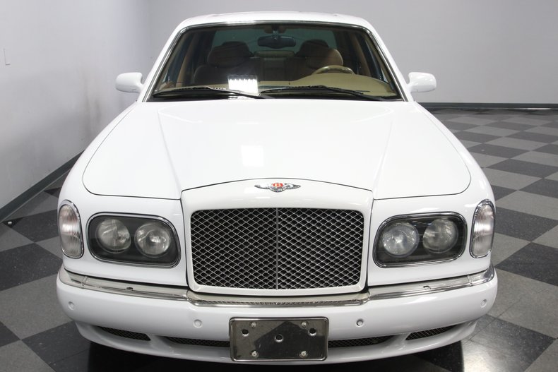 2000 Bentley Arnage 19