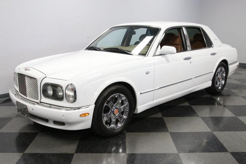 2000 Bentley Arnage 5