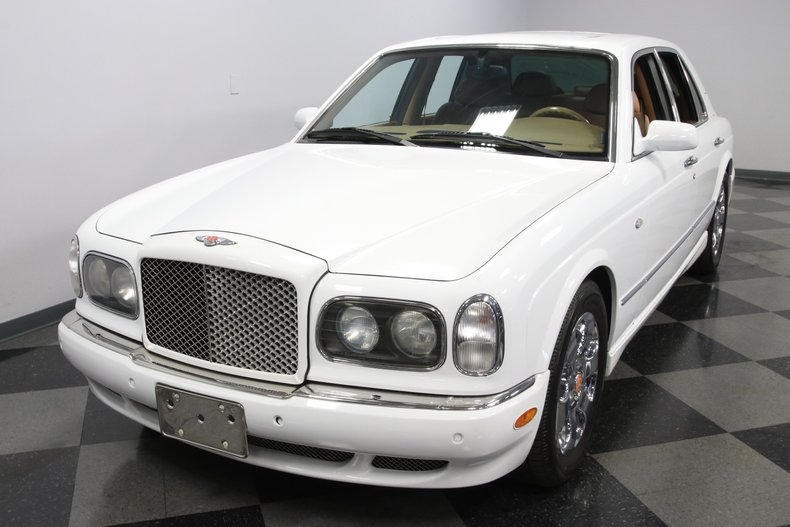 2000 Bentley Arnage 20