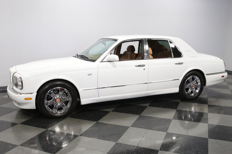 2000 Bentley Arnage 6