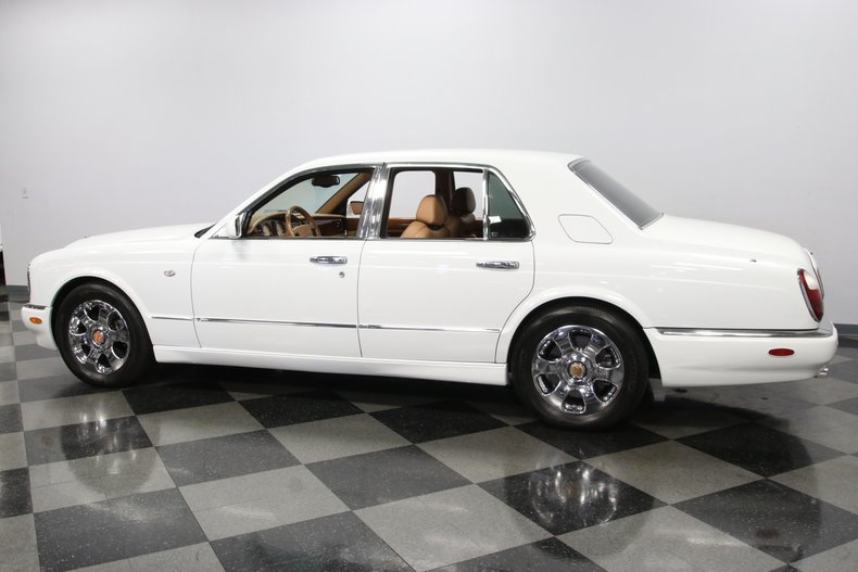 2000 Bentley Arnage 8