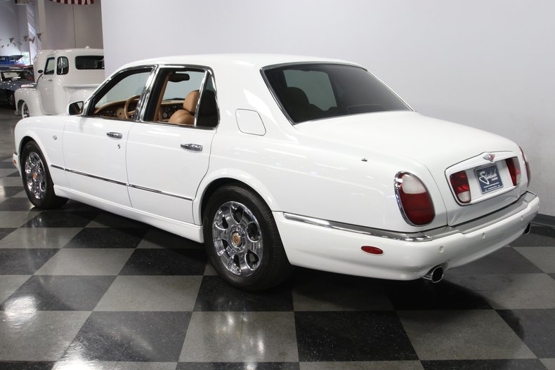 2000 Bentley Arnage 9