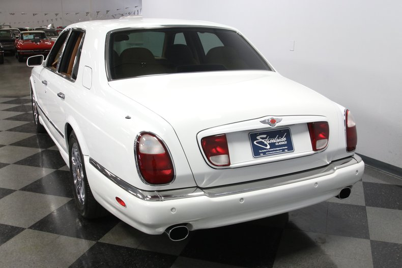 2000 Bentley Arnage 10