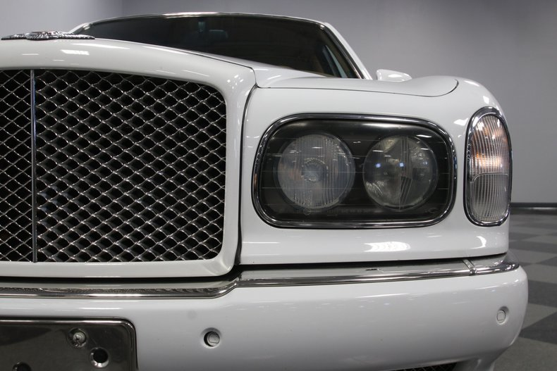 2000 Bentley Arnage 81