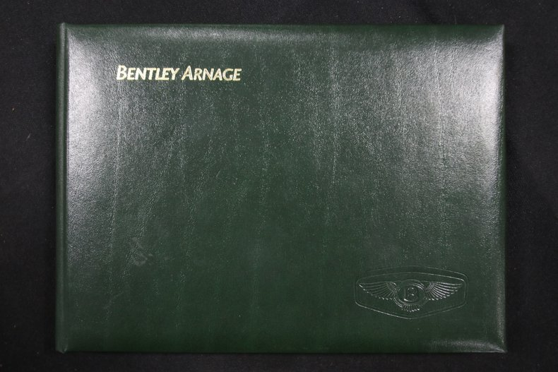 2000 Bentley Arnage 84