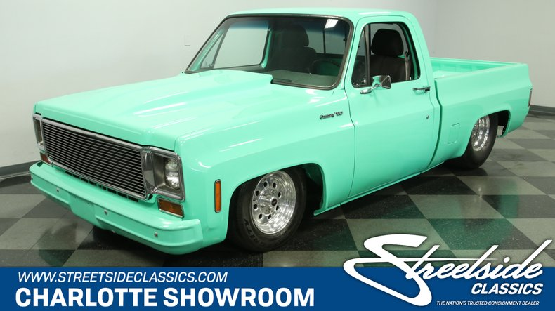For Sale: 1973 Chevrolet C10