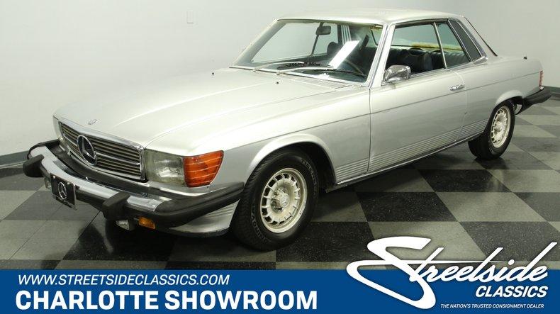 1974 Mercedes-Benz 450SLC For Sale