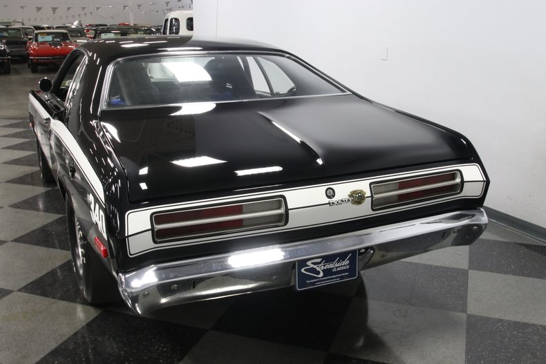 1972 Plymouth Duster 10