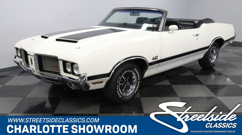 For Sale: 1972 Oldsmobile 442